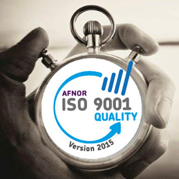 The 2015 version of ISO 9001: are you ready?