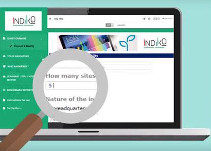 Online indicators Indiko