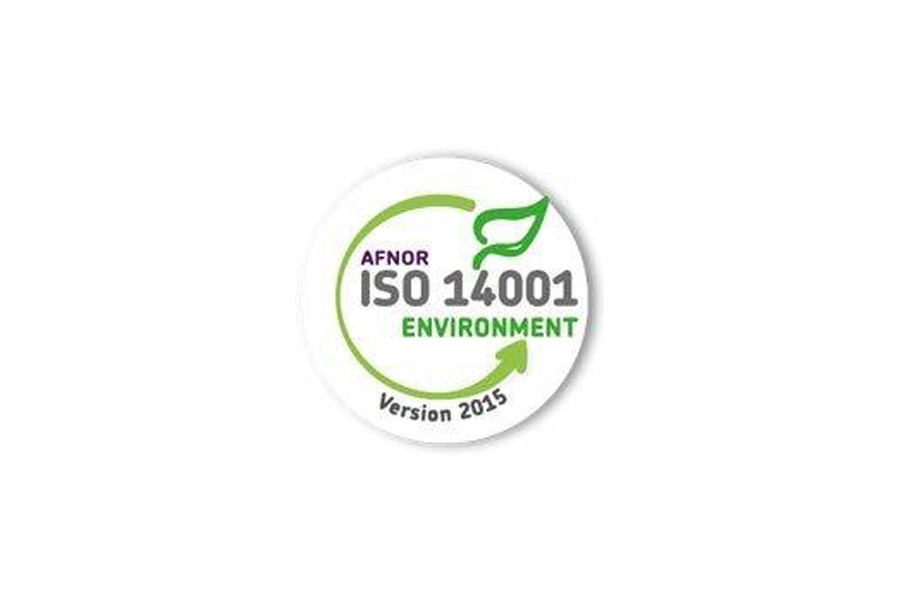 AFNOR ISO 14001 environment