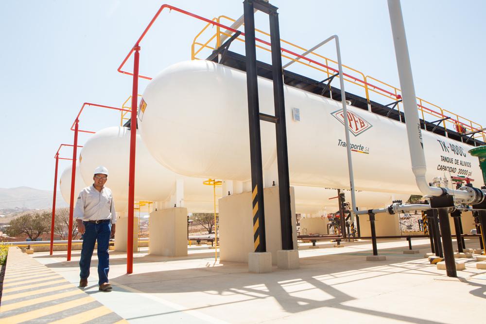 YPFB Transporte : QSE in the pipeline
