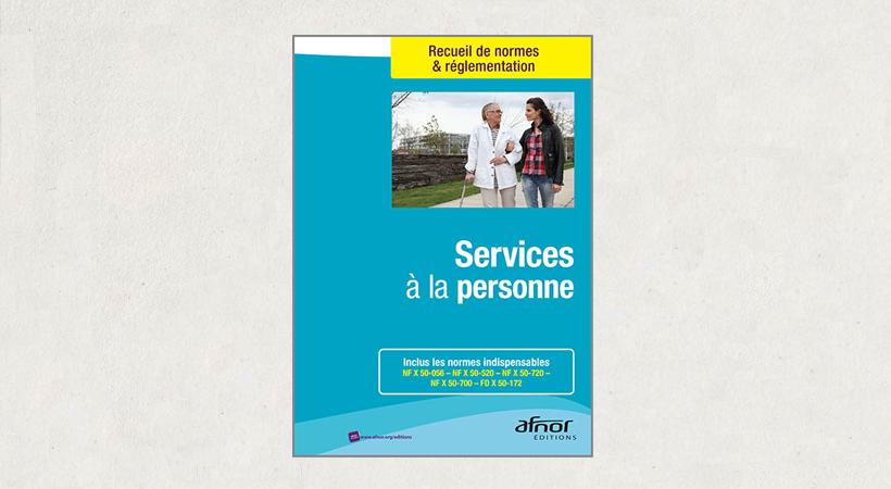 Livre Services à la personne