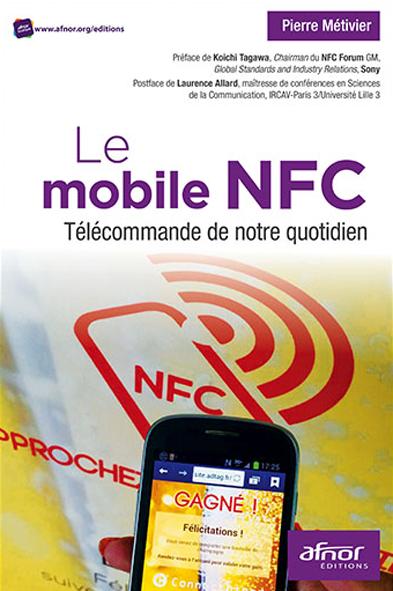 Livre - Le mobile NFC - AFNOR Editions