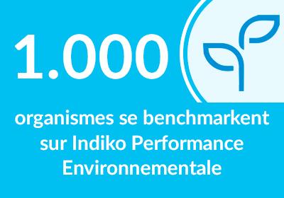 Benchmarking avec Indiko Performance Environnementale
