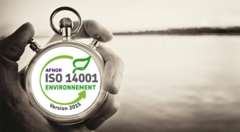 Reussissez votre transition vers la certification ISO 14001:2015