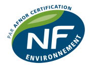 Certification environnementale avec NF environnement