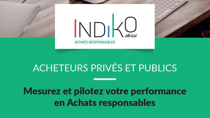 Indiko Achats Responsables - acheteurs privés et publics