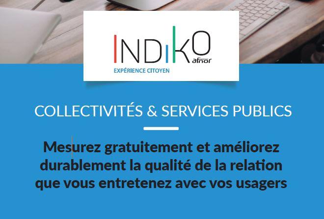 Indiko Expérience Citoyen - Collectivités et Services Publics