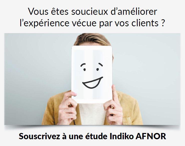 Indiko Expérience Client