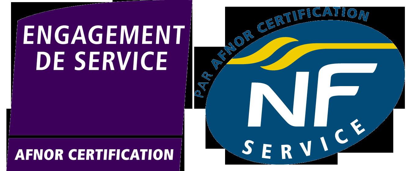 Certification de services
