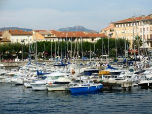 Var - Saint-Raphal - Vieux Port