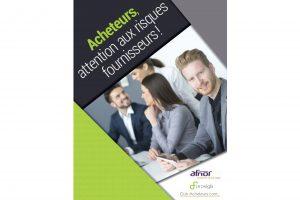 Guide pour les acheteurs : attention aux risques fournisseurs