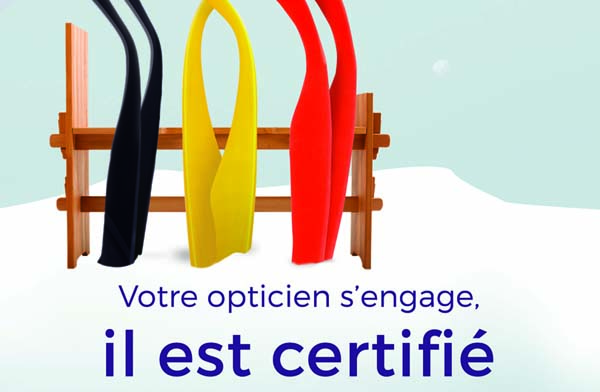 opticiens certifiés AFNOR