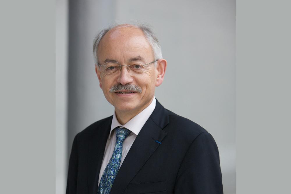 François Gérin, Président d'AFNOR Certification