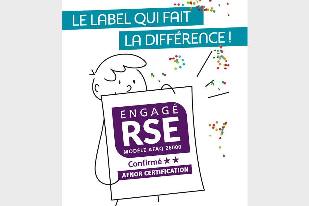 Label Engage Rse - AFNOR Certification