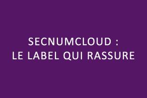 Cybersécurité : Secnumcloud, le label qui rassure