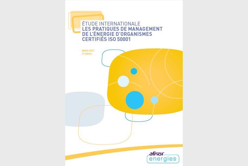 Pratiques de management de l'énergie - Certificatiion ISO 50001
