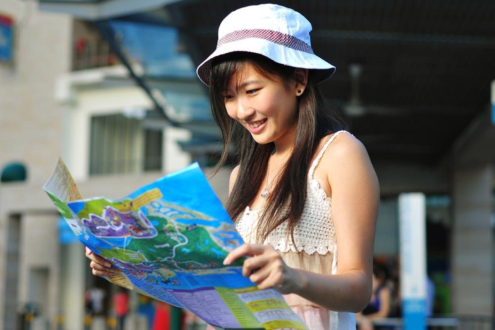Tourisme chinois à Orléans