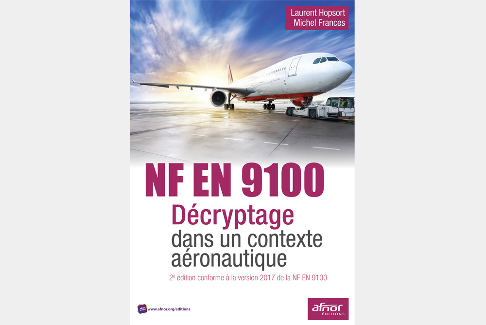 Décryotage dans un contexte aéronautique - EN 9100