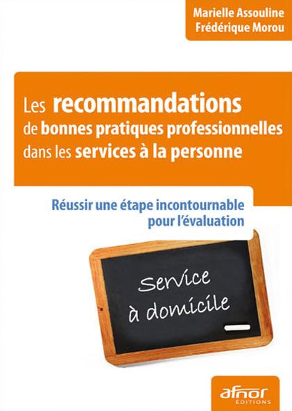 Silver Economie - Les recommandations de bonnes pratiques professionnelles dans les services à la personne