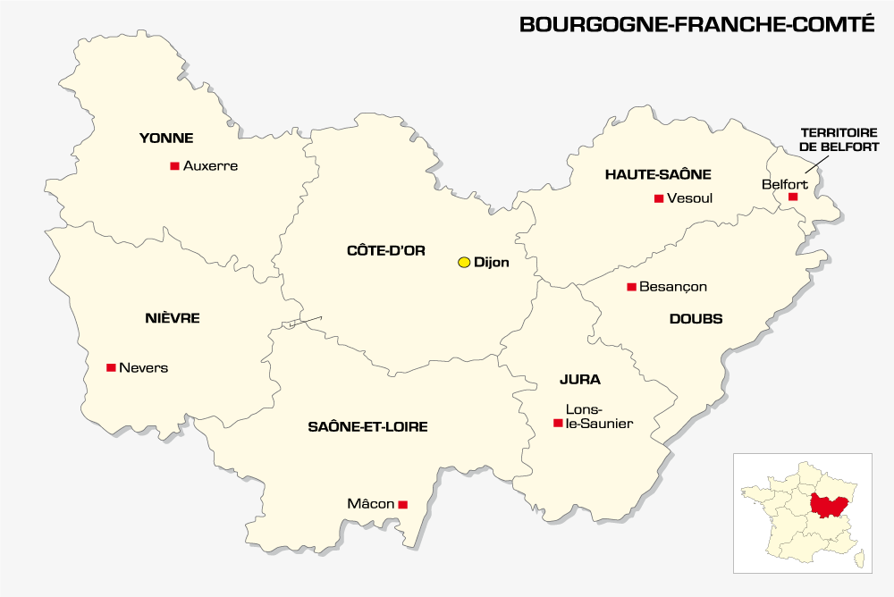 Ouverture d'une délégation AFNOR à Dijon, Bourgogne Franche-Comte