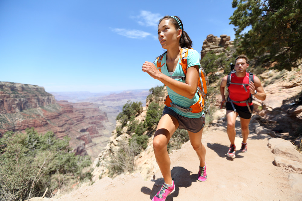 Parcours de trail - Sports, loisirs et consommation