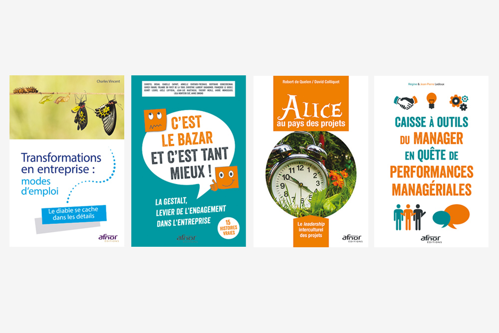 livres AFNOR Editions