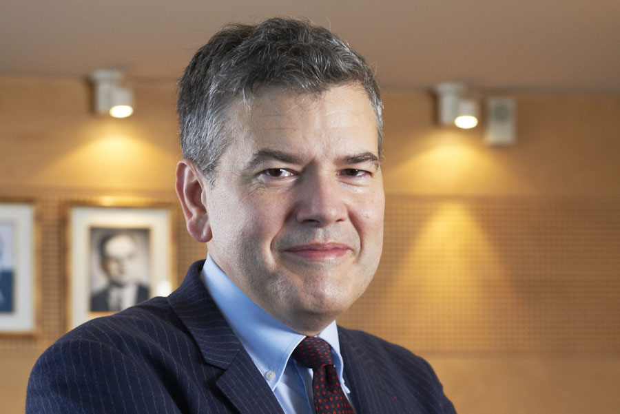 Olivier Peyrat, directeur général d'AFNOR au conseil d'administration de l'ISO