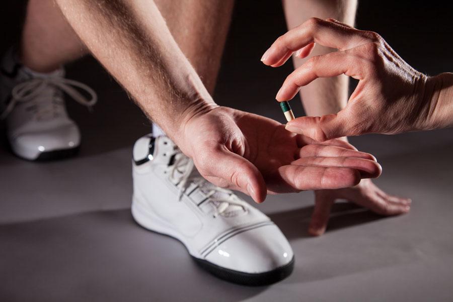 Prévention du dopage - aliments