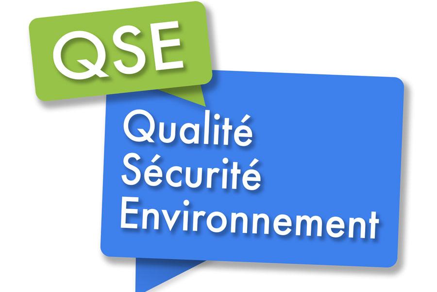 QSE : qualité, sécurité et environnement