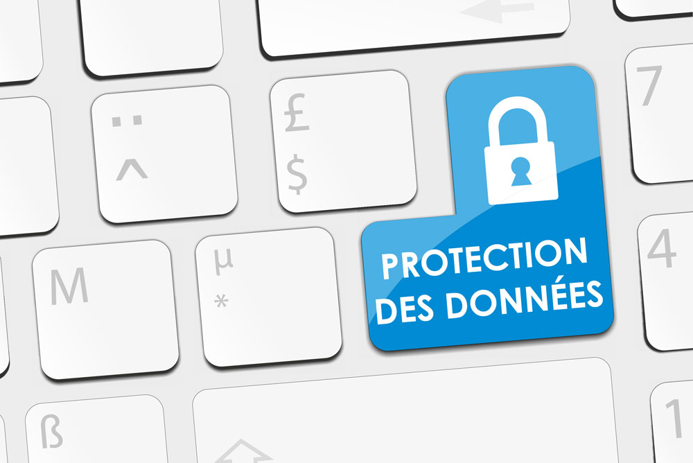 Protection des données avec le RGDP