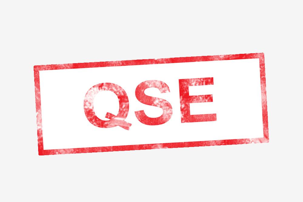 Démarche QSE - norme ISO 45001