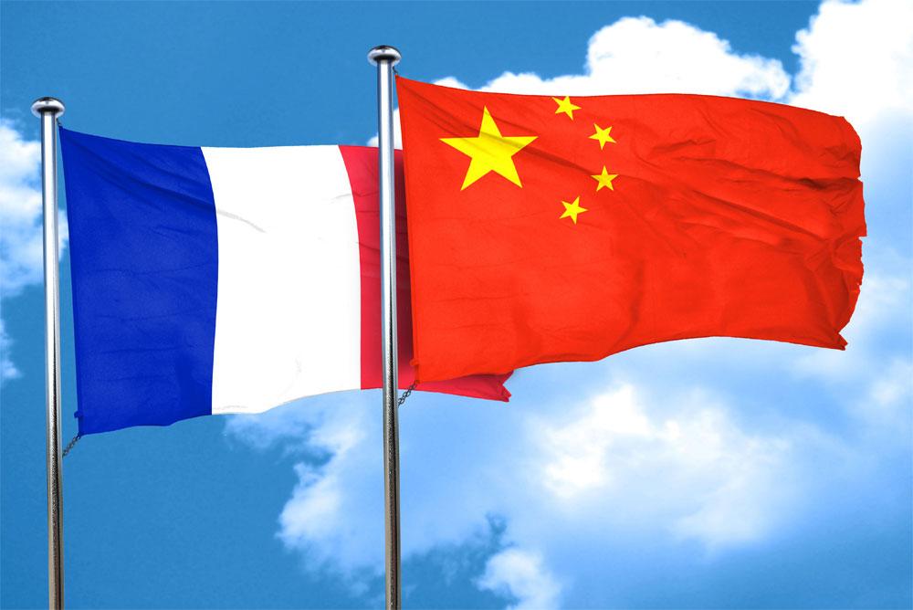 Echanges franco-chinois