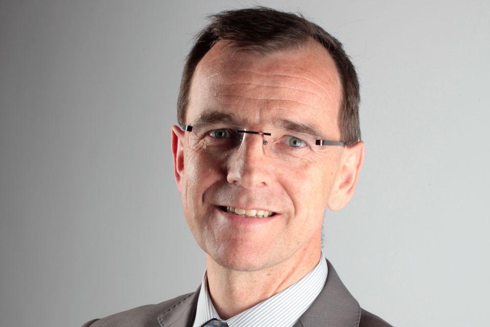 Vincent Laflèche, président du Comité européen de normalisation