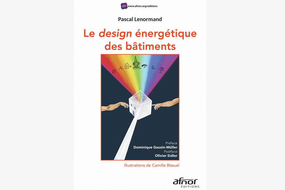 Couverture de l'ouvrage sur les design énergétique des bâtiments