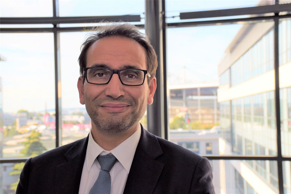 Photo de Laurent Dahmani, directeur adjoint de AFNOR Certification
