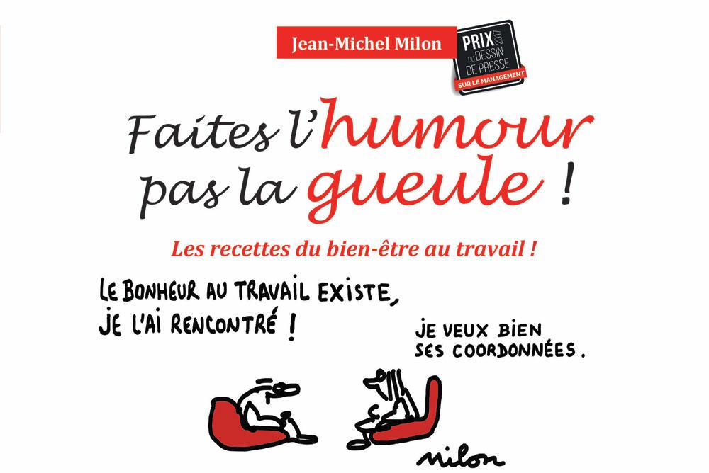 Couverture de l'ouvrage de Jean-Michel Milon
