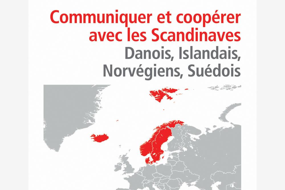 Couverture de l'ouvrage AFNOR Editions sur comment travailler sereinement avec la Scandinavie
