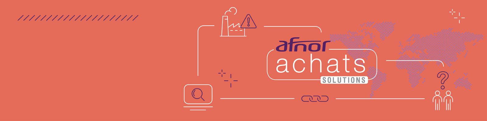 Bannière Afnor Achats