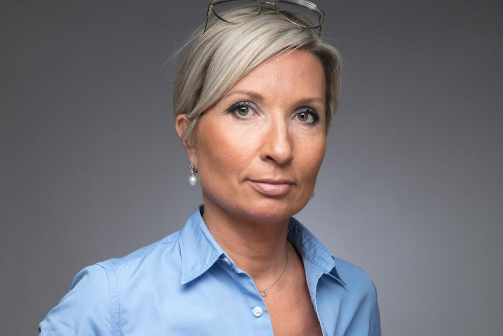 Sandrine Perignon-Schmitt, déléguée régionale Grand Est