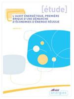 Couverture du livre blanc sur l'audit énergétique