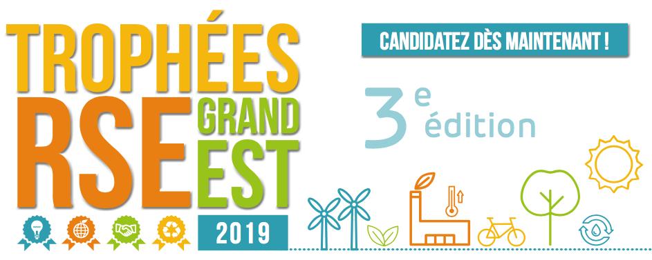Trophées RSE Grand Est 2019