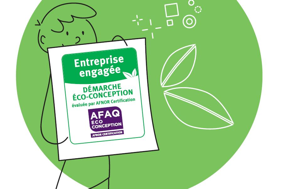 Logo AFAQ Eco-conception