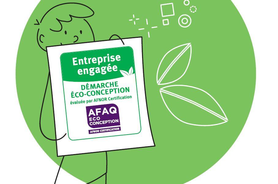 Logo AFAQ Eco-conception