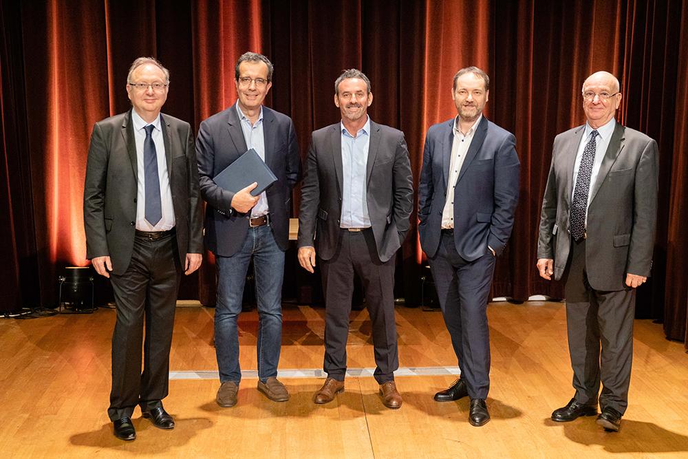 Lauréats des trophées Or Normes 2019
