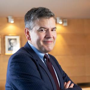 Olivier Peyrat, directeur général