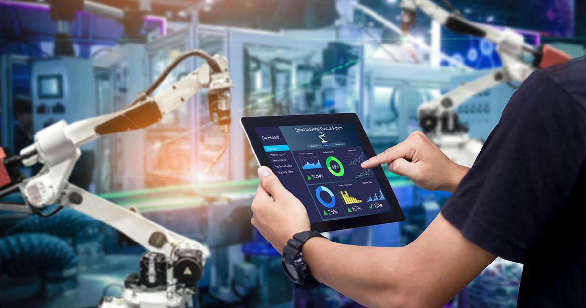 Tour Usine Industrie 4.0 : montez dans le train de l'Industrie du futur avec Bosch Rodez